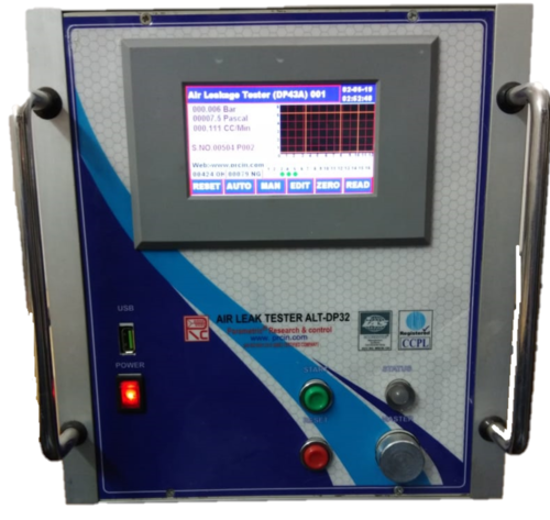 Air Leakage Tester (Single Channel)