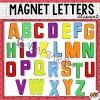 Magnetic Alphabets Upper Case