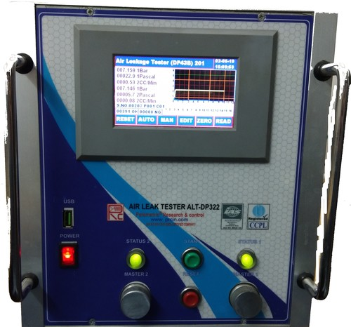 Air Leakage Tester (Double Channel)