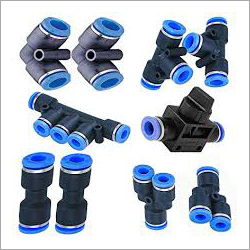 Plastic Pneumatic Fitting