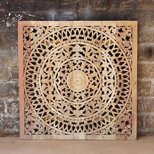 Decorative Wooden Panel
