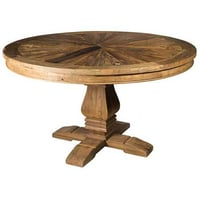 Round Shape Dining Table