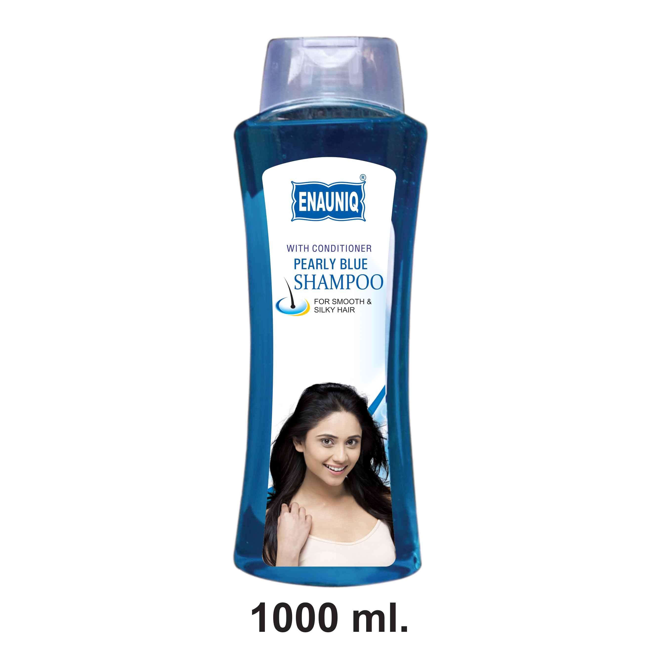 Pearly Blue Shampoo