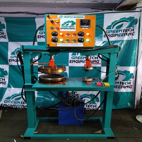 Disposable Buffet Plate Making Machine