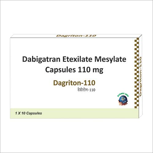 110 MG Dabigatran Etexilate Mesylate Capsules
