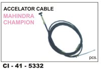 Accelator Cable Mahindra, Champion