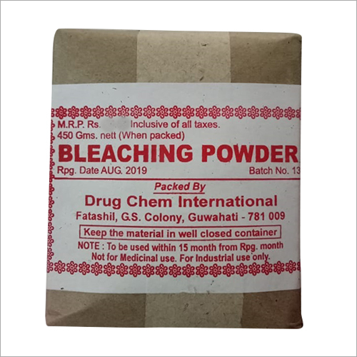 Bleaching Powder Pack