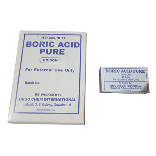 Boric Acid Pure