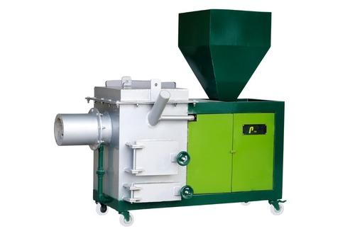 Biomass Pellet Burner
