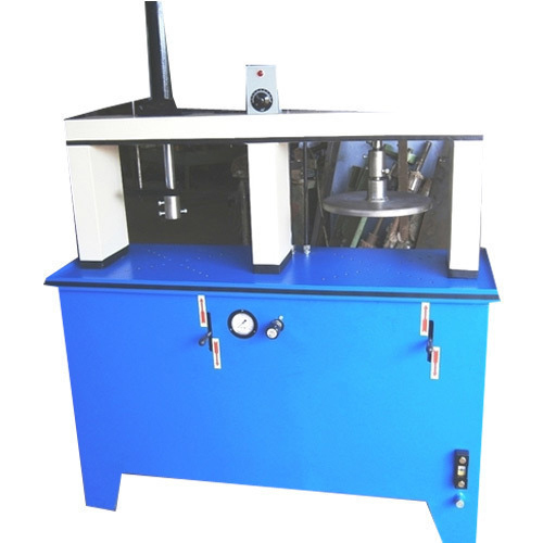 Hydraulic Disposable Thali Making Machine