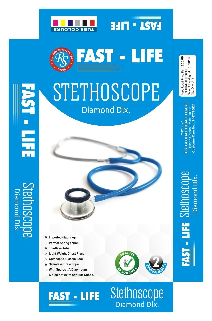 FAST- LIFE STHETHOSCOPE CLASSIC II SE