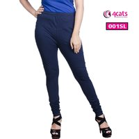 001SL V-Cut Churidar Leggings