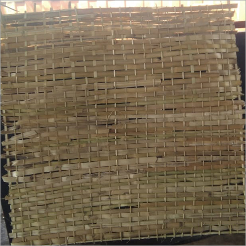 Natural Bamboo Floor Mat
