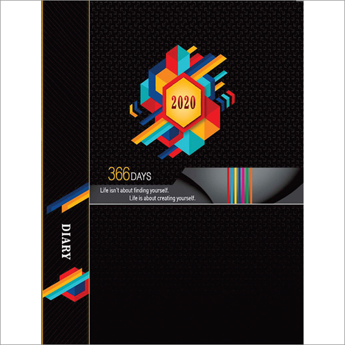 851 Colours Of Life Diary