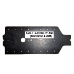 Brake Shoe Table Plate