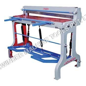 Automatic Treadle Shearing Machine
