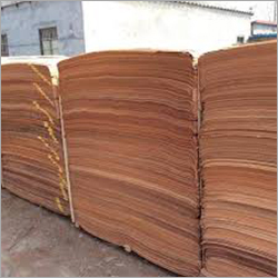 Wooden Brown Face Veneer