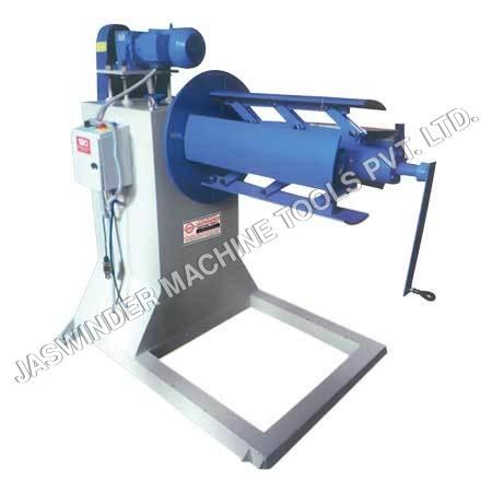 Automatic Decoiler Machine