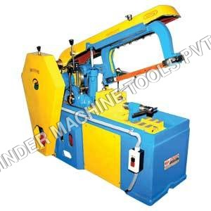 Automatic Hydraulic Hacksaw Machine