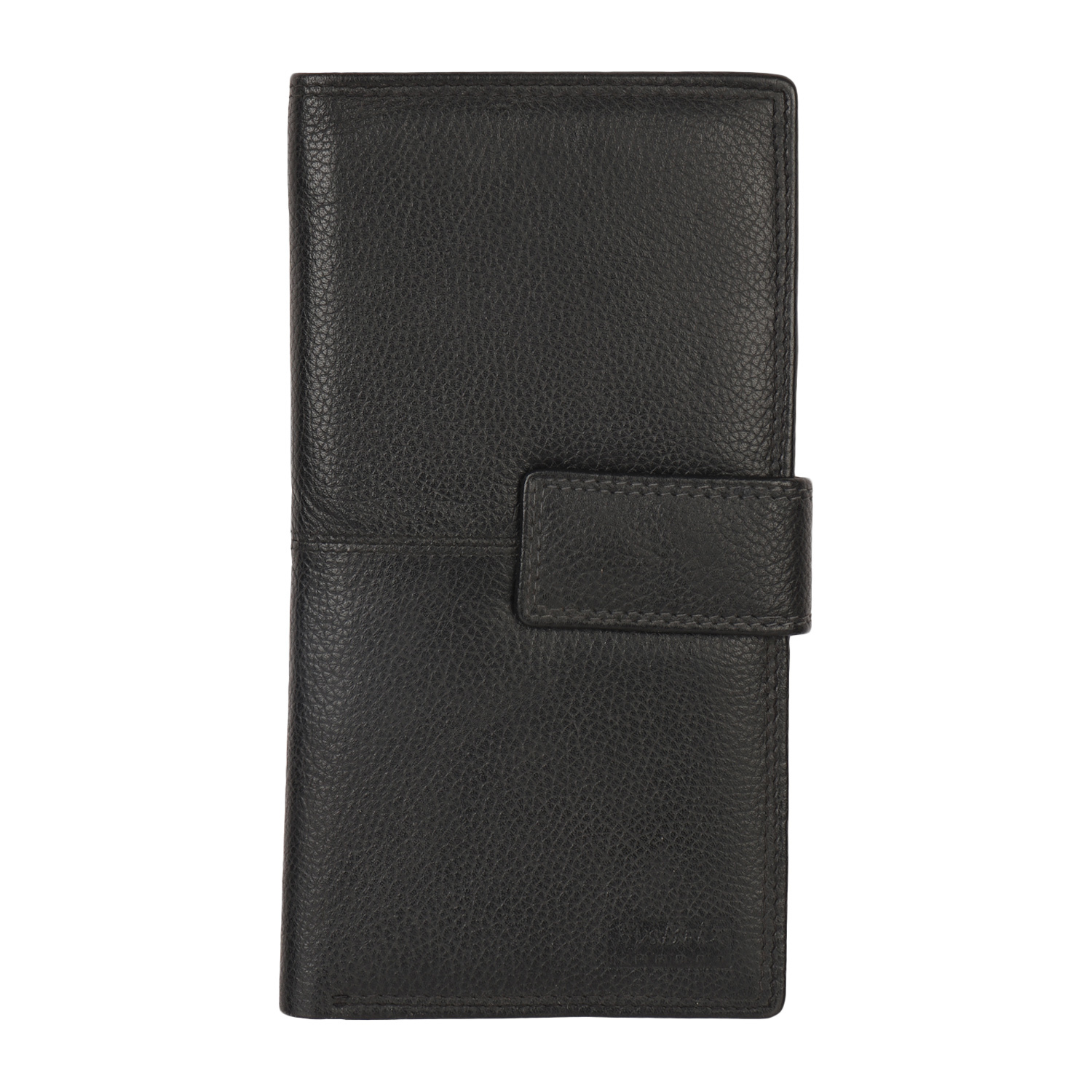 Genuine Black Leather Wallet