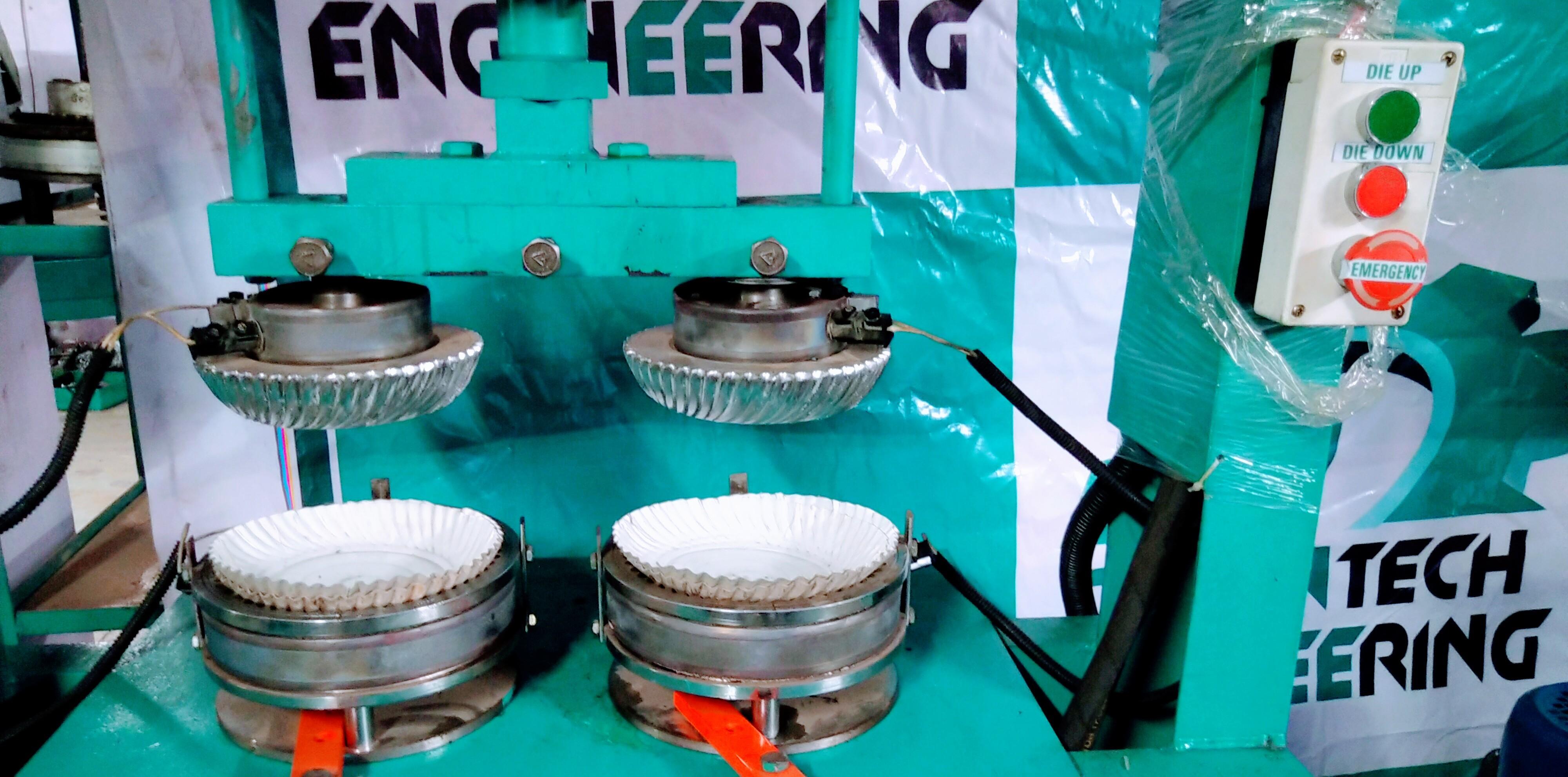 Kangura Plate Making Machine