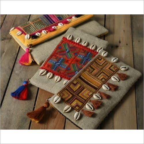 Jute Handmade Hand Purse