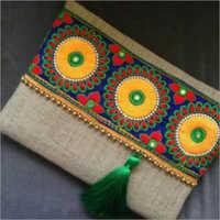 Handmade Designer Jute Purse