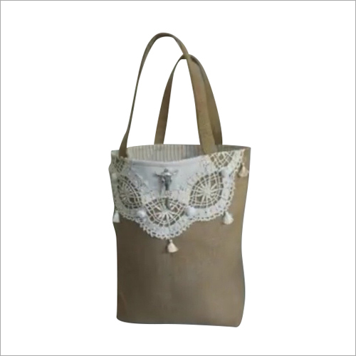 Jute Handmade Shoulder Bag