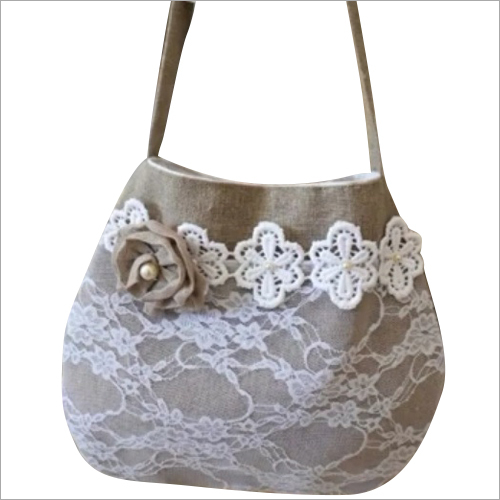 Jute Handmade Fancy Shoulder Bag