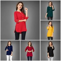 Plain tops for women