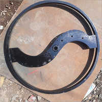 Nazrana MS  Steel Wheel. (12-14 Kg.)