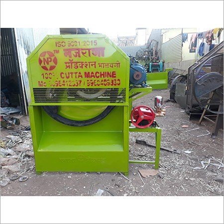 Nazrana Steel Chaff Cutter Machine Atach with HTP Engine