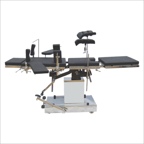 Hydraulic System OT Table