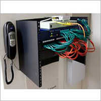 Networking Cable Patch Panel