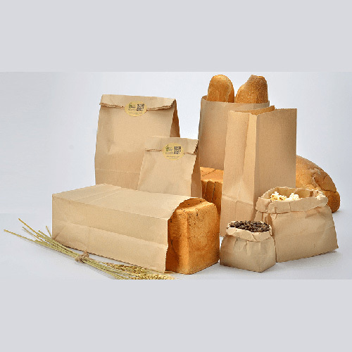 Paper Bags For Bakery Usage