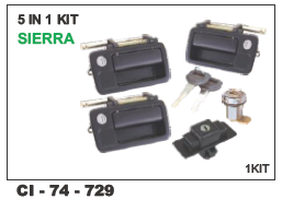 5 in 1 kit SIERRA