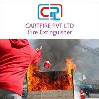 Extinguisher Fireball