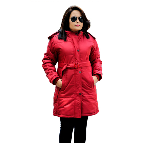 Ladies Long Jacket