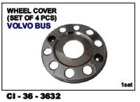 Wheel Cover (Set Of 4 Pcs) Volvo Bus