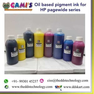 Oil Based Pigment Ink Manufacturers