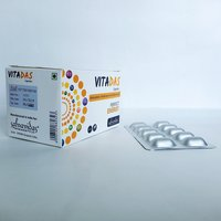 Antioxidant, Multivitamin & Multiminerals Tablets