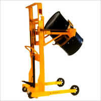 Portable Drum Lifter