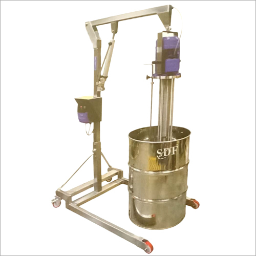 Industrial High Speed Disperser
