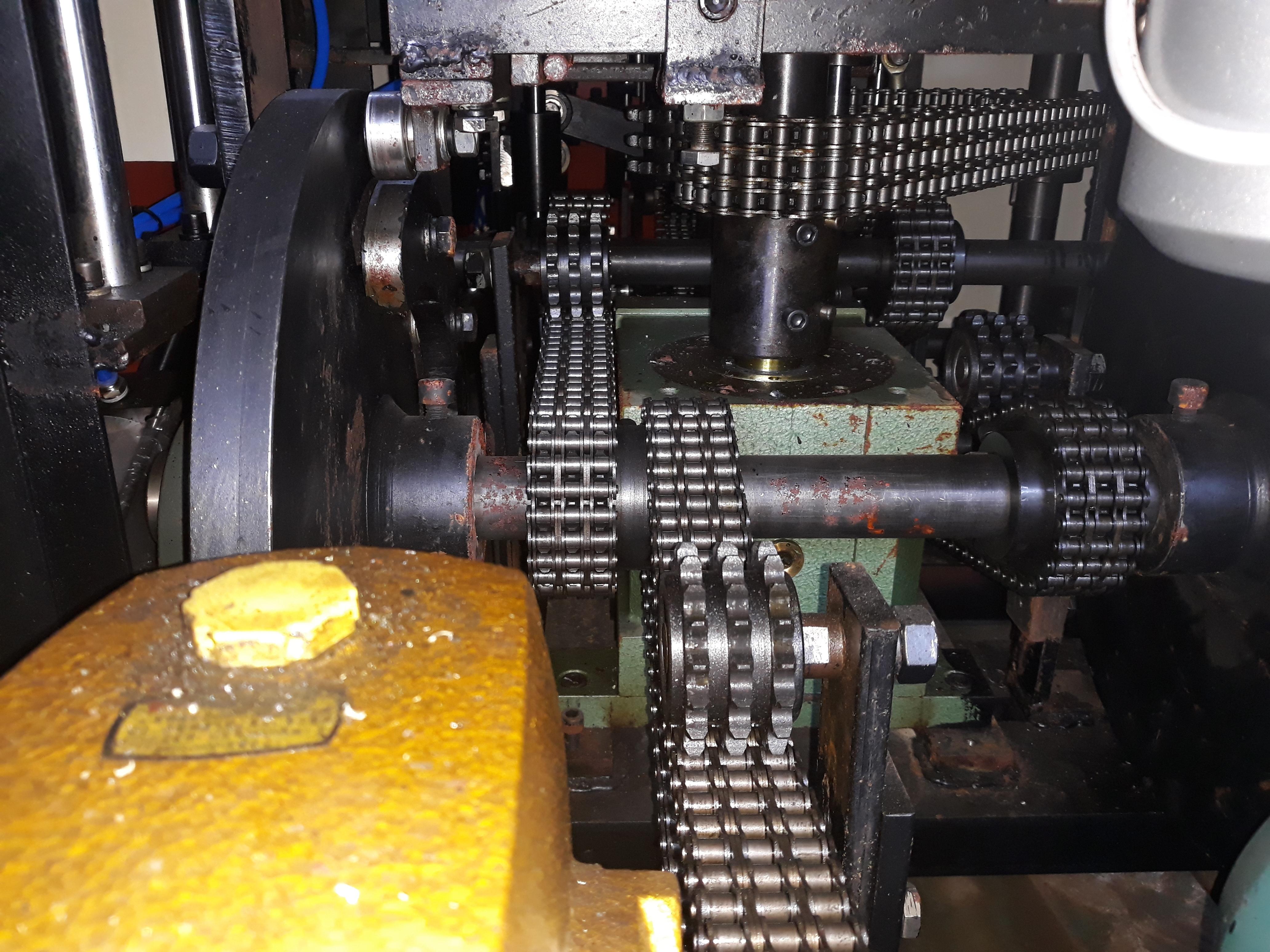210ml Paper Cup Making Machine