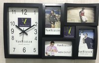 Customised Frame clock