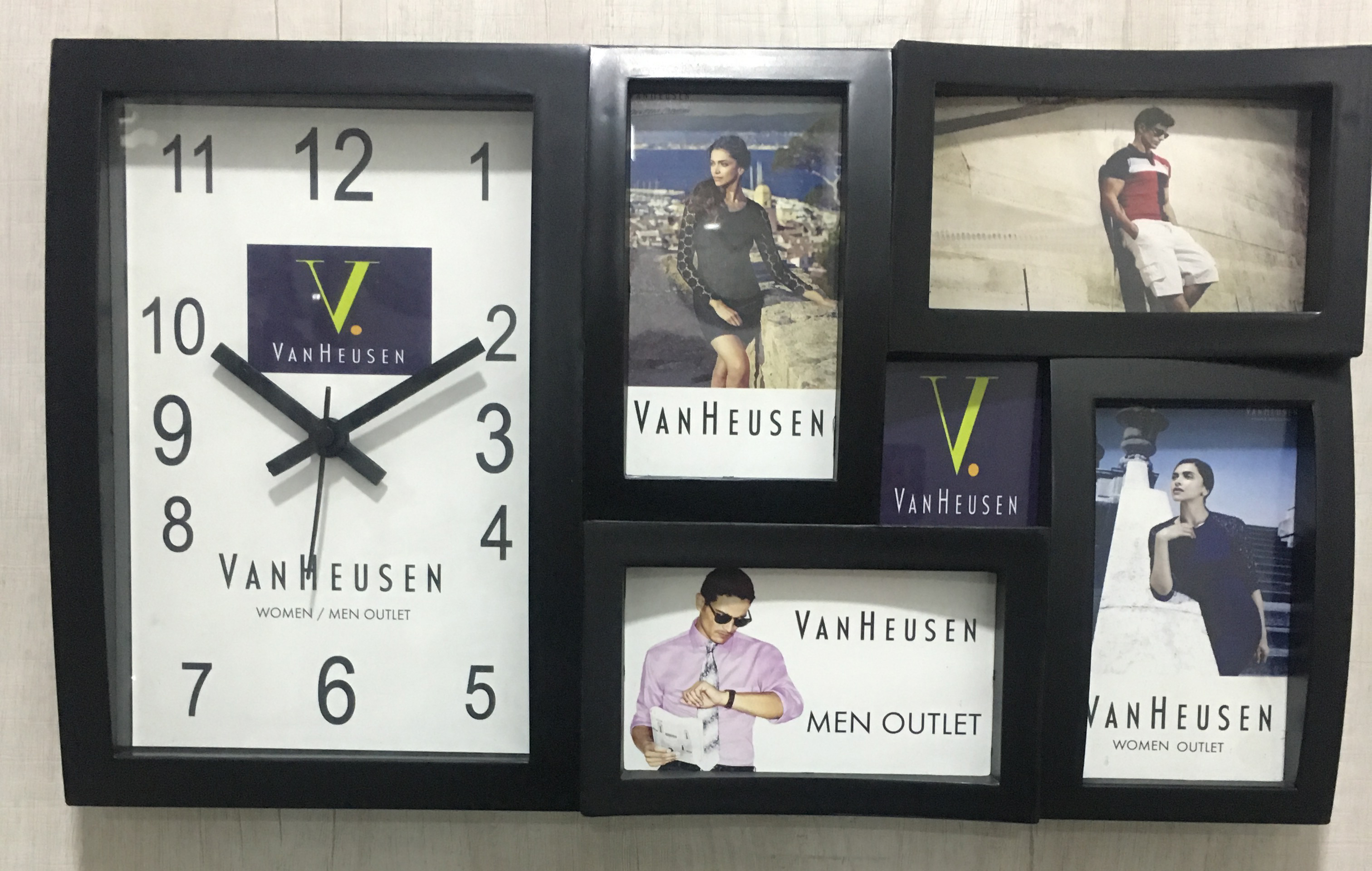 Customised Frame clock