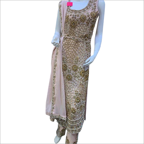 Ladies Party Wear Suit