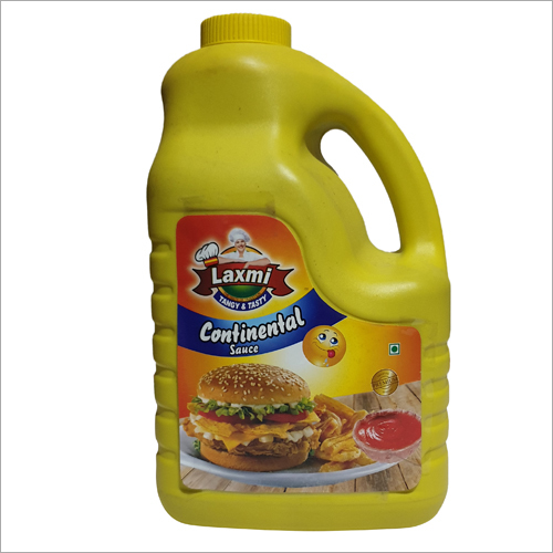 Continental Fast Food Sauce