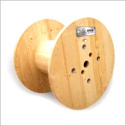 Hardwood Cable Drum
