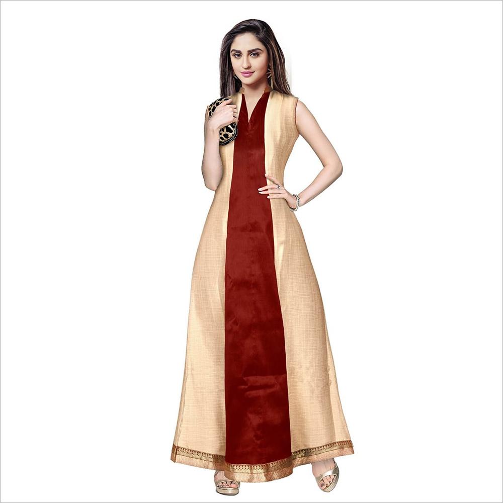 New Ladies Designer Gown